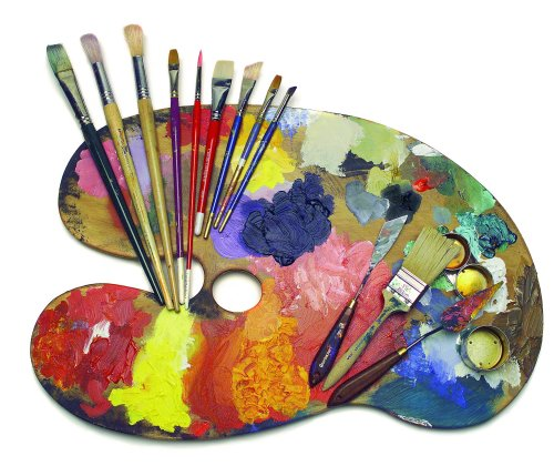 artist pallette